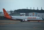 taiki17さんが、松山空港で撮影したチェジュ航空 737-8GJの航空フォト(写真)