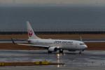 YZR_303さんが、中部国際空港で撮影した日本航空 737-846の航空フォト(写真)
