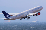 yabyanさんが、中部国際空港で撮影したスカンジナビア航空 A340-313Xの航空フォト(飛行機 写真・画像)