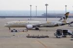 yabyanさんが、中部国際空港で撮影したエティハド航空 787-9の航空フォト(飛行機 写真・画像)