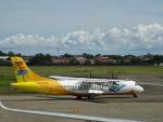 toyokoさんが、マクタン・セブ国際空港で撮影したセブパシフィック航空 ATR-72-500 (ATR-72-212A)の航空フォト(飛行機 写真・画像)