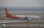 zero1さんが、上海浦東国際空港で撮影した金鵬航空 737-8XYの航空フォト(写真)