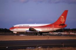 kumagorouさんが、仙台空港で撮影した香港ドラゴン航空 737-2L9/Advの航空フォト(飛行機 写真・画像)