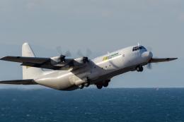 YZR_303さんが、中部国際空港で撮影したリンデン・エアカーゴ L-100-30 Herculesの航空フォト(飛行機 写真・画像)