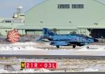 じーく。さんが、茨城空港で撮影した航空自衛隊 RF-4E Phantom IIの航空フォト(飛行機 写真・画像)