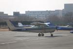 ジャンクさんが、調布飛行場で撮影した東京航空 172P Skyhawk IIの航空フォト(写真)