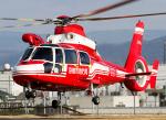 DEE JAYさんが、京都市消防ヘリポートで撮影した京都市消防航空隊 AS365N3 Dauphin 2の航空フォト(写真)
