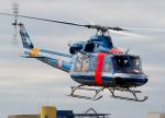 DEE JAYさんが、東京ヘリポートで撮影した警視庁 412EPの航空フォト(飛行機 写真・画像)