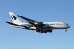 mogusaenさんが、成田国際空港で撮影したマレーシア航空 A380-841の航空フォト(飛行機 写真・画像)