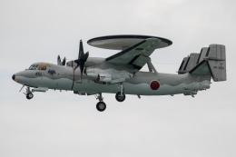 チャッピー・シミズさんが、那覇空港で撮影した航空自衛隊 E-2C Hawkeyeの航空フォト(写真)