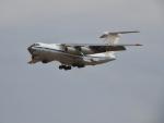 corner22さんが、ハルツーム国際空港で撮影したロシア空軍 Il-76MDの航空フォト(写真)