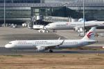 ATOMさんが、羽田空港で撮影した中国東方航空 A321-211の航空フォト(飛行機 写真・画像)