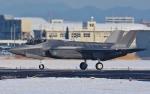 青い翼に鎧武者マークの!さんが、名古屋飛行場で撮影した航空自衛隊 F-35A Lightning IIの航空フォト(写真)