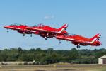 フェアフォード空軍基地 - RAF Fairford [FFD/EGVA]で撮影されたイギリス空軍 - Royal Air Force [RR/RFR]の航空機写真