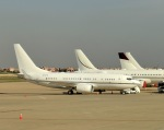 cornicheさんが、マラケシュ・メナラ空港で撮影したロイヤル・ジェット 737-77W BBJの航空フォト(写真)