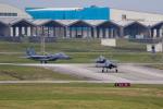 チャッピー・シミズさんが、嘉手納飛行場で撮影したアメリカ空軍 F-35A Lightning IIの航空フォト(写真)