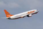 yabyanさんが、中部国際空港で撮影したチェジュ航空 737-85Fの航空フォト(飛行機 写真・画像)