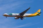 ぱん_くまさんが、成田国際空港で撮影したセブパシフィック航空 A330-343Xの航空フォト(写真)