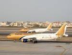 cornicheさんが、バーレーン国際空港で撮影したガルフ・エア A320-214の航空フォト(飛行機 写真・画像)