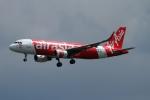 twining07さんが、シンガポール・チャンギ国際空港で撮影したエアアジア A320-216の航空フォト(写真)