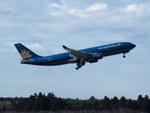 アイスコーヒーさんが、成田国際空港で撮影したベトナム航空 A330-223の航空フォト(飛行機 写真・画像)