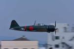 たかけんさんが、八尾空港で撮影したゼロエンタープライズ Zero 22/A6M3の航空フォト(写真)