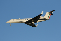 ムッシュさんが、成田国際空港で撮影したメキシコ空軍 G-V-SP Gulfstream G550の航空フォト(飛行機 写真・画像)