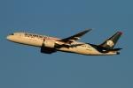twining07さんが、成田国際空港で撮影したアエロメヒコ航空 787-8 Dreamlinerの航空フォト(写真)
