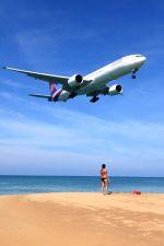 まいけるさんが、プーケット国際空港で撮影したタイ国際航空 777-3AL/ERの航空フォト(写真)