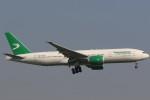 Itami Spotterさんが、スワンナプーム国際空港で撮影したトルクメニスタン航空 777-22K/LRの航空フォト(写真)