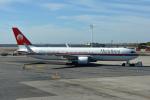 ktaroさんが、ジョン・F・ケネディ国際空港で撮影したメリディアーナ 767-304/ERの航空フォト(写真)