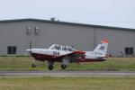TRdenさんが、静浜飛行場で撮影した航空自衛隊 T-7の航空フォト(写真)