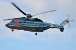 IL-18さんが、東京ヘリポートで撮影した警視庁 S-92Aの航空フォト(写真)
