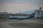関空と同い年さんが、関西国際空港で撮影したシルクウェイ・ウェスト・エアラインズ 747-83QFの航空フォト(写真)