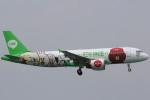 Itami Spotterさんが、プーケット国際空港で撮影したエアアジア A320-216の航空フォト(写真)