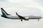 Itami Spotterさんが、プーケット国際空港で撮影したシルクエア 737-8-MAXの航空フォト(写真)