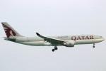 Itami Spotterさんが、プーケット国際空港で撮影したカタール航空 A330-202の航空フォト(写真)
