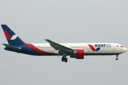 Itami Spotterさんが、プーケット国際空港で撮影したアズール・エア 767-3Y0/ERの航空フォト(飛行機 写真・画像)
