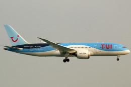 Itami Spotterさんが、プーケット国際空港で撮影したトゥイ・エアウェイズ 787-8 Dreamlinerの航空フォト(飛行機 写真・画像)