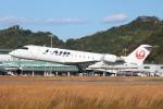 てくてぃーさんが、松山空港で撮影したジェイエア CL-600-2B19 Regional Jet CRJ-200ERの航空フォト(飛行機 写真・画像)