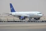 cornicheさんが、キング・ハーリド国際空港で撮影したシリア・アラブ航空 A320-232の航空フォト(飛行機 写真・画像)