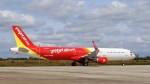 westtowerさんが、バンメトート空港で撮影したベトジェットエア A321-211の航空フォト(写真)