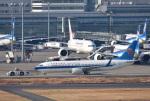 mojioさんが、羽田空港で撮影した中国南方航空 737-86Nの航空フォト(写真)