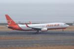 yabyanさんが、中部国際空港で撮影したチェジュ航空 737-82Rの航空フォト(写真)