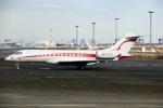 スポット110さんが、羽田空港で撮影したエアアジア BD-700-1A10 Global Expressの航空フォト(写真)
