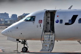 NALUさんが、伊丹空港で撮影したジェイエア CL-600-2B19 Regional Jet CRJ-200ERの航空フォト(飛行機 写真・画像)