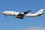 マリオ先輩さんが、横田基地で撮影したアトラス航空 747-45E(BDSF)の航空フォト(写真)