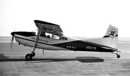 ハミングバードさんが、名古屋飛行場で撮影した国際航空輸送 185A Skywagonの航空フォト(飛行機 写真・画像)