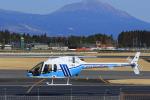 臨時特急7032Mさんが、鹿児島空港で撮影した海上保安庁 505 Jet Ranger Xの航空フォト(写真)