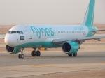cornicheさんが、キング・ハーリド国際空港で撮影したフライナス A320-214の航空フォト(写真)